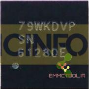 آی سی CAMERA U3100 SN61280E