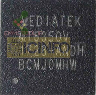 آی سی تغذیه MT6350V