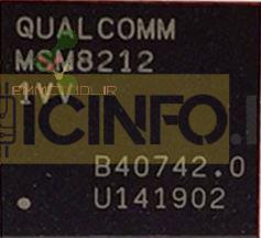 آیسی سی پی سو MSM8212-1VV