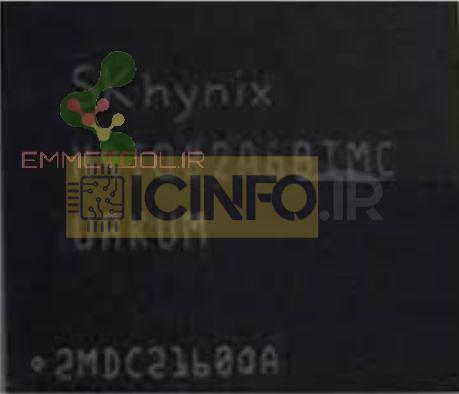 آیسی هارد H9TQ32A6BTMC-4GB