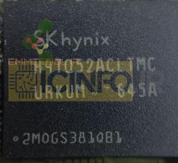 آیسی هارد H9TQ52ACLTMC-64GB