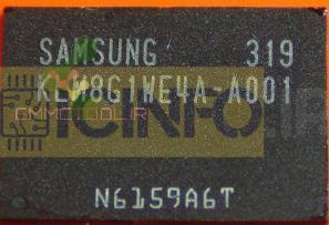 آیسی هارد KLM8G1WE4A-A001-8GB