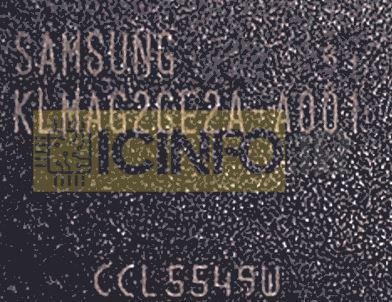 آیسی هارد KLMAG2GE2A-A001 16G