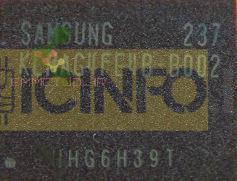 آیسی هارد KLMAG4FE4B-B002-16GB