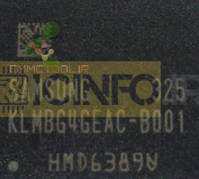 آیسی هارد KLMBG4GEAC-B001-32GB
