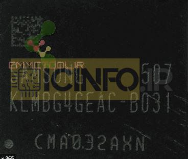 آیسی هارد KLMBG4GEAC-B031-32GB