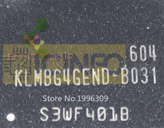 آیسی هارد KLMBG4GEND-B031-32GB
