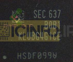 آیسی هارد KLUBG4G1CE-B0B1-32GB