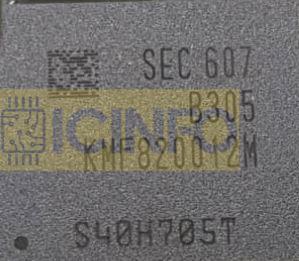 آیسی هارد KMF820012M-B305-16GB