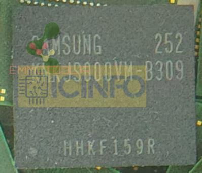 آیسی هارد KMKJS000VM-B309 4GB