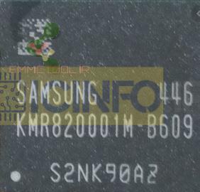 آیسی هارد KMR820001M-B609-16GB