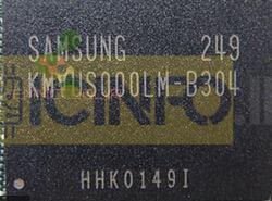 آیسی هارد KMVUS000LM-B304-8GB