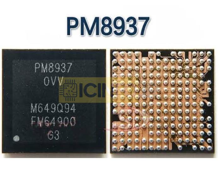 آی سی تغذیه PM8937 OVV