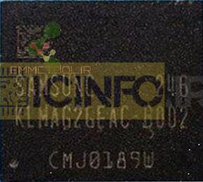 آیسی هارد KLMAG2GEAC-B002 16G