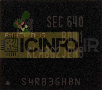 آیسی هارد KLMBG2JENB-B041 32GB