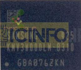 آی سی هارد KMV3W000LM-B310 16G