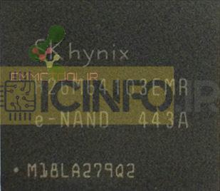 آیسی هارد H26M64103EMRGB-8GB