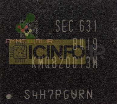 آیسی هارد KMQ820013M-B419-16GB