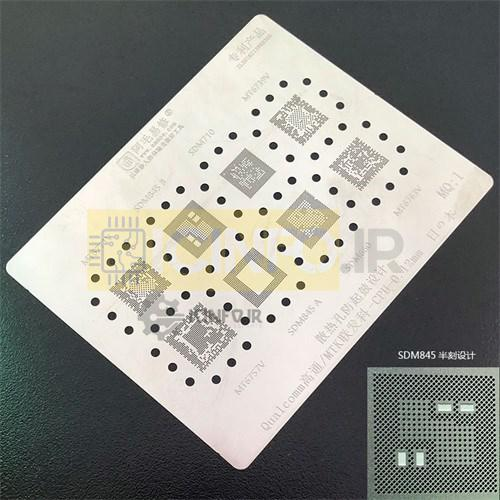 شابلون آی سی Qualcomm/MTK CPU ورق -MQ1