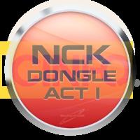 اکتیویشن یکساله NCK DONGLE
