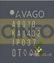 PA A8010 آی سی