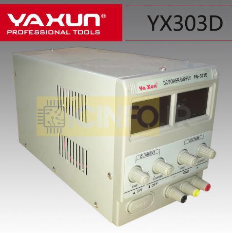منبع تغذیه Yaxun 303d