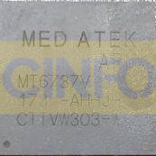 آی سی سی پی یو MT6737V-AHHJH