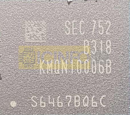 آیسی هارد KMQN10006B-B318 8GB
