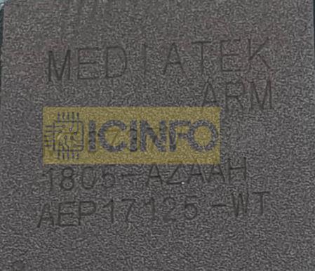 آیسی سی پی یو MT6737V-AZAAH