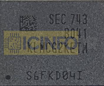 آیسی هارد KLMCG2KETM-B041