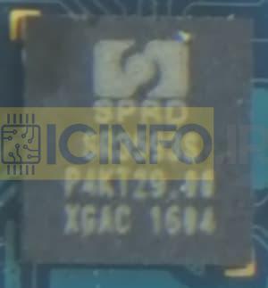 آیسی بیس باند SR3593s