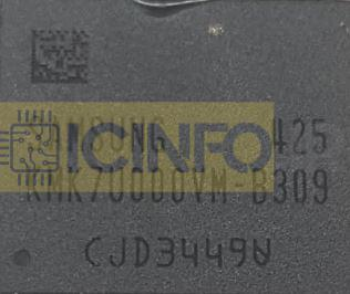 آیسی هارد KMK7U000VM-B309 8GB