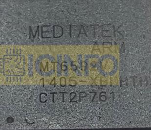 آیسی سی پی یو MT6592V-XBHHTH