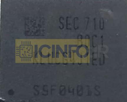 آی سی هارد سامسونگ  KLUCG4J1ED-B0C1 64GB