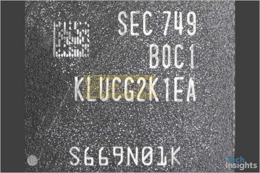 آی سی هارد KLUCG2K1EA-B0C1