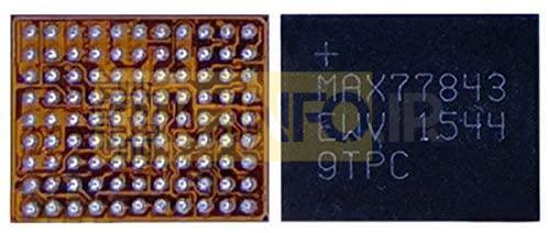 آی سی تغذیه MAX88743