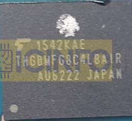 آی سی هارد  THGBMFG8C4LBAIR 32GB