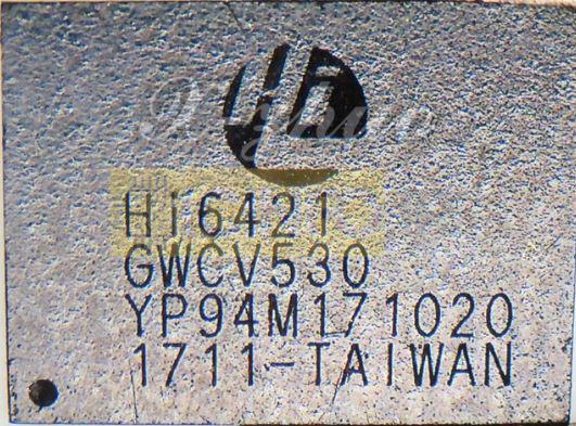 آی سی تغذیه HI6421 GWCV530
