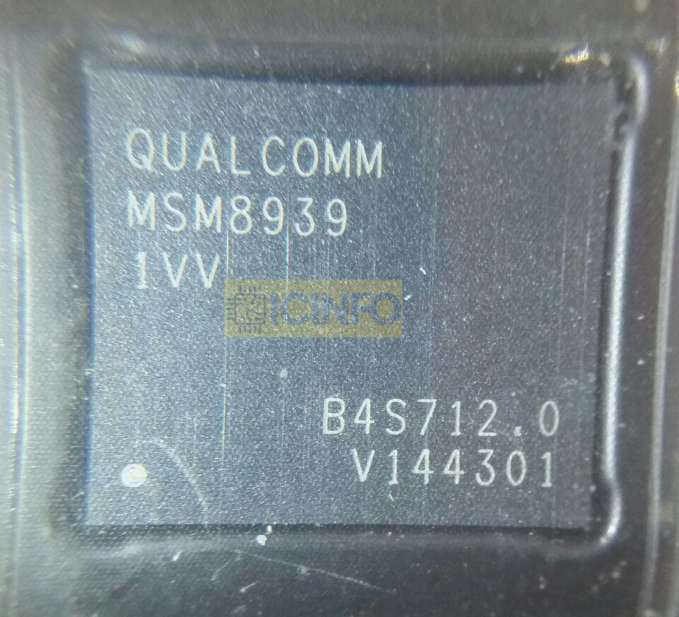 آی سی سی پی یو MSM8939 1VV