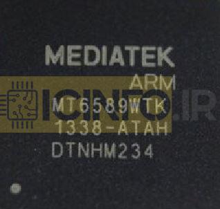 آی سی سی پی یو MT6589WK ATAH