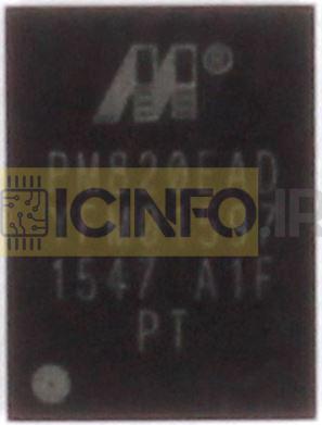 آی سی تغذیه PM820EAD