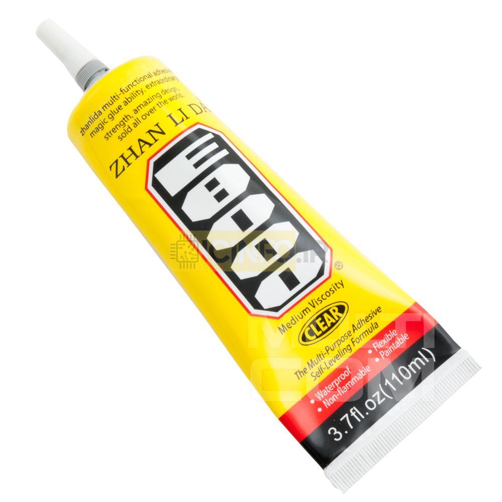 چسب مایع LCDمدل E8000