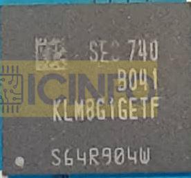 آی سی هارد سامسونگ KLM8G1GETF-B041