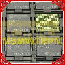 آی سی سی پی یو SDM450 B01 AA